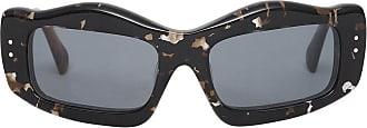 Brain Dead Brain dead Kurata sunglasses TRI-TORTOISE/BLACK U