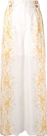 We Are Kindred Tropez palazzo pants - White