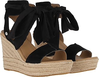 UGG Sandals - Wittley Sandal Black - black - Sandals for ladies