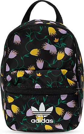 adidas Patterned Backpack With Logo Womens Black