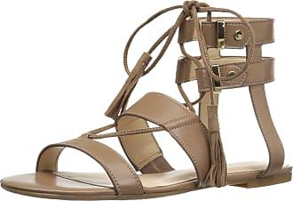 46b66d52ce0 Nine West Womens Decima Patent Gladiator Sandal