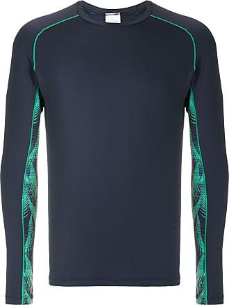 Track & Field Blusa Surf Folhas TF Power - Azul