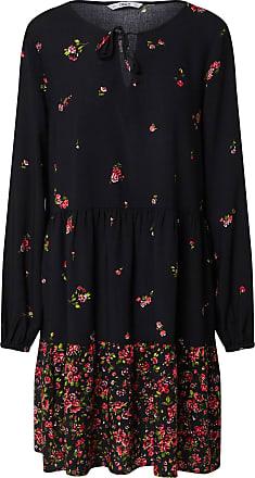 Only Robe-chemise ALISA LIFE noir / rouge / vert