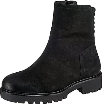 Details zu vagabond Damen Kenova Stiefel Schnürer Boots Stiefelette zum schnüren schwarz