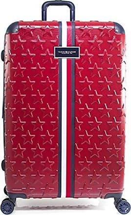 20e5ad2f Tommy Hilfiger Starlight 28 Expandable Hardside Spinner, Red