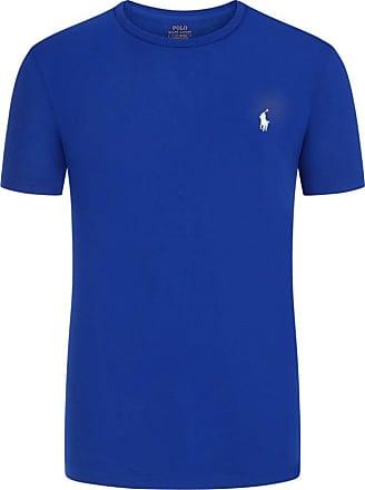 Polo Ralph Lauren T-Shirt, Custom Slim Fit von Polo Ralph Lauren in Royal für Herren
