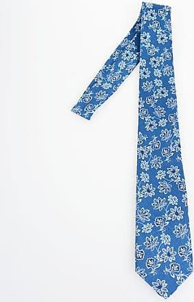 Corneliani CC COLLECTION Silk Floral Tie size Unica