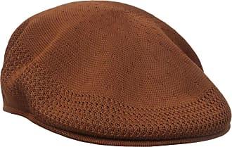 f417ba1cb2408 Kangol Headwear Mens 0290BC Tropic Ventair 504 Flat Cap Cognac (Small)