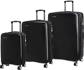 IT Luggage IT Luggage Signature 8-Wheel Hardside Expandable 3-Piece Set, Black