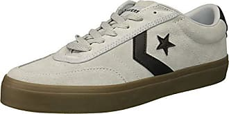 095f5783af2 Converse Mens Courtlandt Suede Leather Accent Low Top Sneaker
