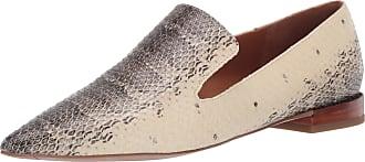 Franco Sarto Womens Topaz Loafer, Roccia, 9.5 Wide