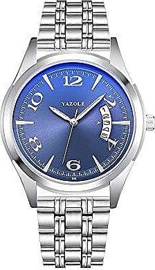 Yazole Relógio De Quartzo YAZOLE Z 515-S À Prova D Água (2)
