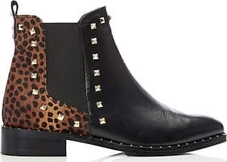 Moda in Pelle Kassy Black - Mini Leopard Leather 3
