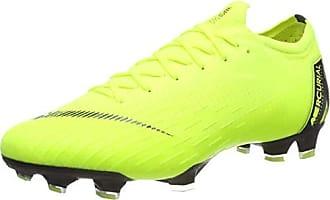 uk availability fffed c4420 Nike Vapor 12 Elite FG Chaussures de Football Mixte Adulte, Vert (Volt/Black