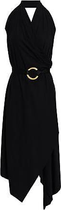 Wolford Wolford Woman Stretch-modal Jersey Halterneck Dress Black Size M