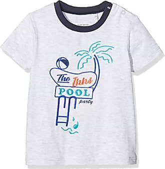 IKKS Tee Shirt ML Blanc Drive T-Shirt Gar/çon