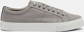 Ted Baker Classic Plimsoll Trainers in Grey ESHRON, Mens Accessories