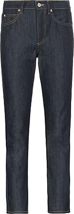 Eve Denim Calça jeans reta - Azul