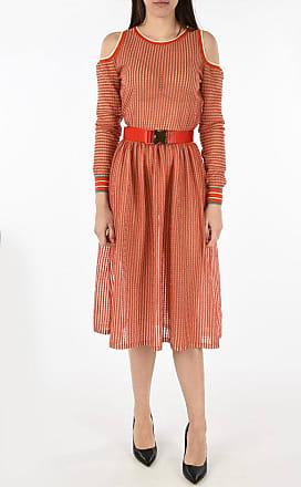 Fendi mini check a-line BAHAMAS dress size 42