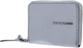 Mandarina Duck Essential Zip Wallet S Silver
