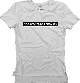 Stoned Camiseta Longline Gold Too Stoned - Llgtooston-br-02