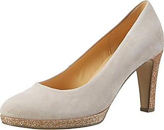 2b45ecd7 Gabor Fashion, Zapatos de Tacón para Mujer, (Beige/Honey 32),