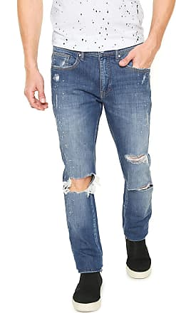 Zoomp Calça Jeans Zoomp Slim Caio Azul