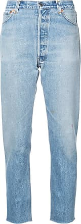 Re/Done boyfriend jeans - Blue