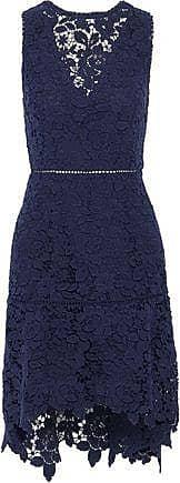 Joie Joie Woman Mini Dress Indigo Size 00
