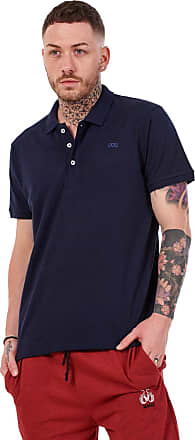 JD Williams Mens Plain Solid Polo Cotton T-Shirts Regular fit Casual Formal Shirt Top M-XXL Navy