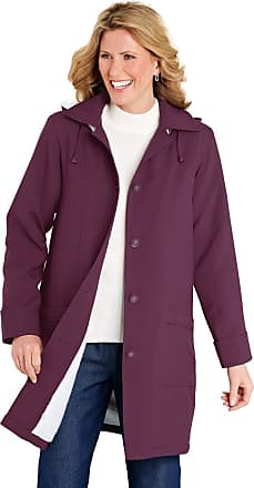 Chums Ladies Womens Shower Jacket Mulberry 26