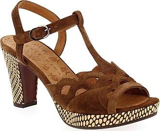 Chie Mihara Sandales et nu-pieds Chie Mihara pour Femme EMAL camel