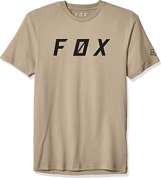 Fox Racing Race Team Mens Short Sleeve Premium T-Shirt Steel Gray