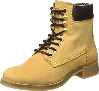 Lederschuhe in Gelb  Shoppe jetzt bis zu −56%   Stylight 34336c30a7