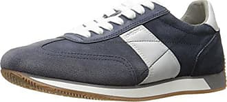 Geox Mens M Vinto 1 Fashion Sneaker, Light Navy, 39 EU/6 M US