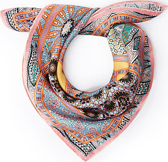 Roeckl Velour scarf made of 100% silk Roeckl multicoloured