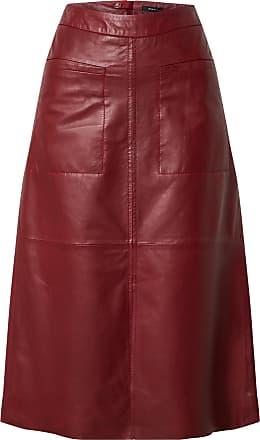 Riani Jupe rouge rubis