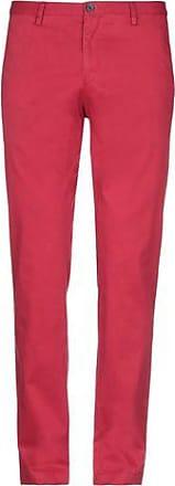 Pantalones Hugo Boss Para Hombre En Rojo Stylight