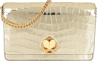 Kate Spade New York Chain Wallet Gold Umhängetasche gold