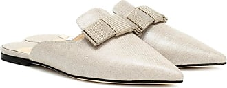 Jimmy Choo London Galaxy Flat slippers