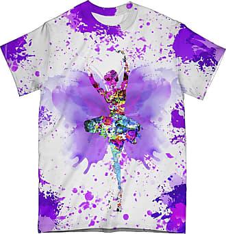 NA Butterflies Ballet Dancer 3D Shirt