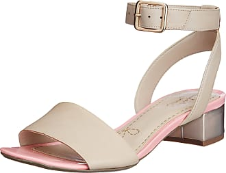 f5847b13f206 Clarks Womens Smart Clarks Sharna Balcony Leather Sandals In Oyster  Standard Fit Size 4