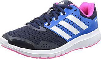 separation shoes 58b86 8bcf2 adidas Damen Duramo 7 Laufschuhe Blau (Collegiate NavyFTWR WhiteShock Blue )