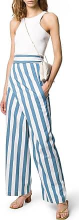 Erika Cavallini Semi Couture Pantaloni a righe - Erika Cavallini - Donna