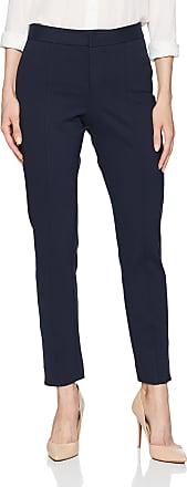 NYDJ womensBetty Ankle Pants in Ponte Knit Pants - Blue - 14 28