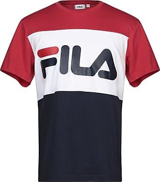 T Shirts Manches Courtes Fila® : Achetez jusqu''à −50