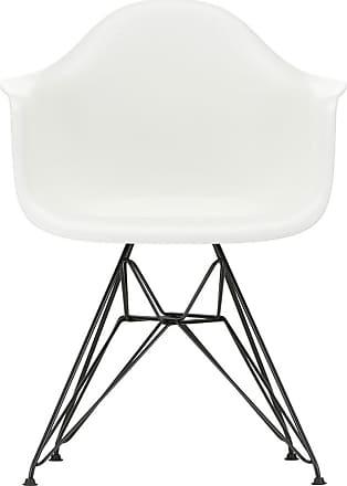 Vitra DAR Plastic Armchair Dark Base