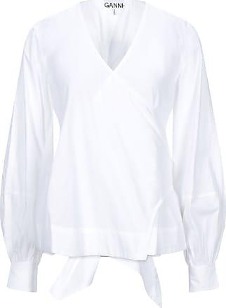 Ganni HEMDEN - Blusen auf YOOX.COM