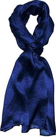 LORENZO CANA Herrenschal Schal Tuch Leinenschal 65 x 175 cm 100/% Leinen uni einfarbig Hellblau Babyblau Himmelblau 9306511