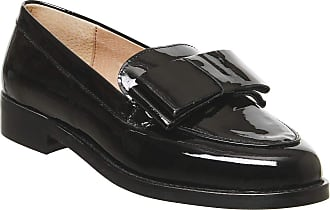 Office Forest- Bow Loafer Black Patent Leather - 7 UK